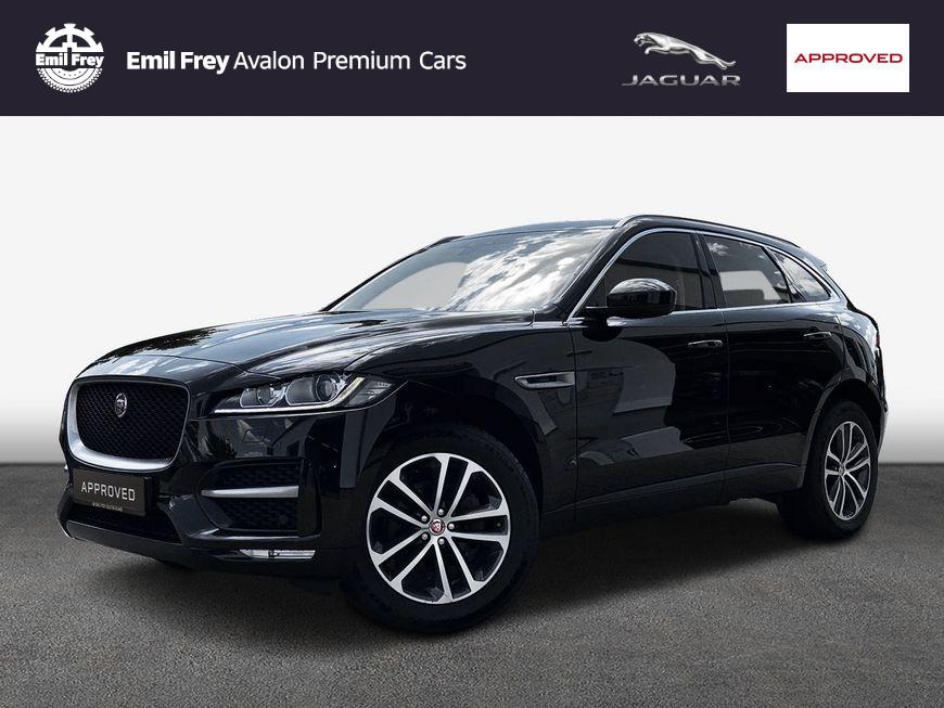 Jaguar F-Pace 20d AWD Aut. R-Sport, Jahr 2018, Diesel