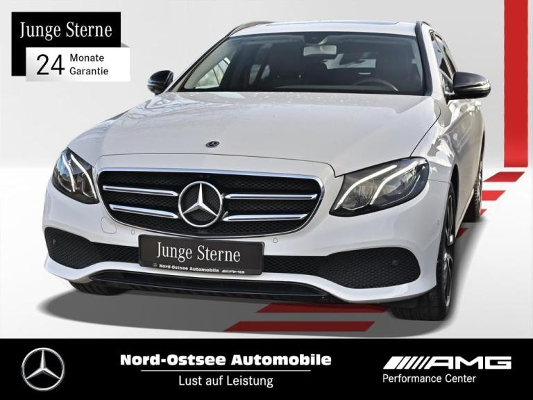 Mercedes-Benz E 200 T 4M Avantgarde LED Navi Night SHD Kamera, Jahr 2019, Benzin