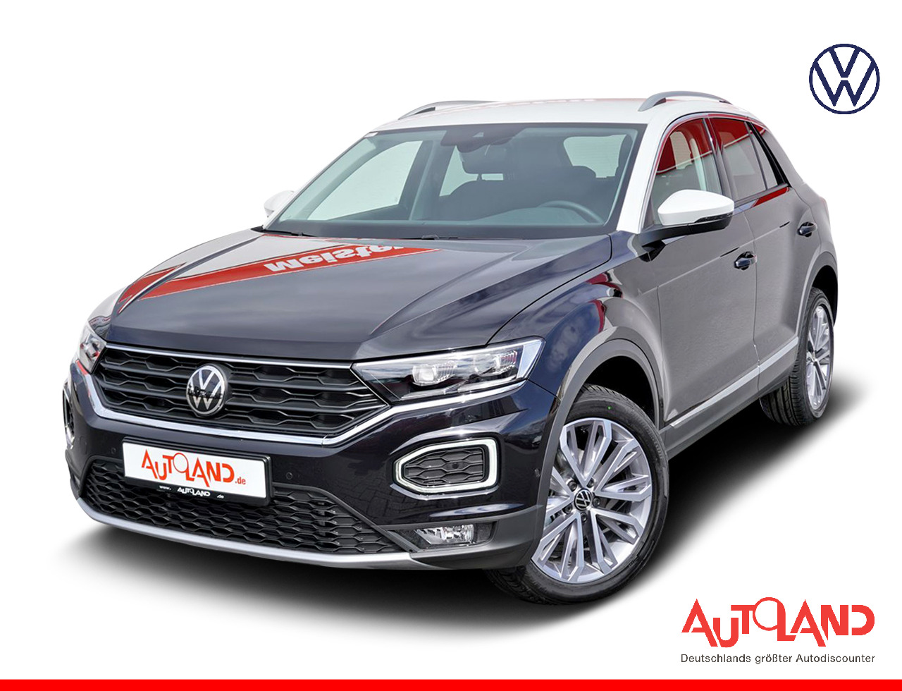 Volkswagen T-Roc, Jahr 2020, Benzin