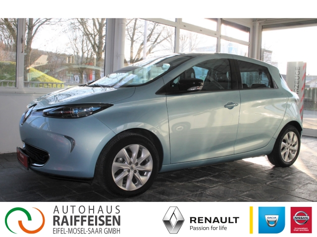 Renault ZOE Intens (Miet-Batterie), Jahr 2014, electric