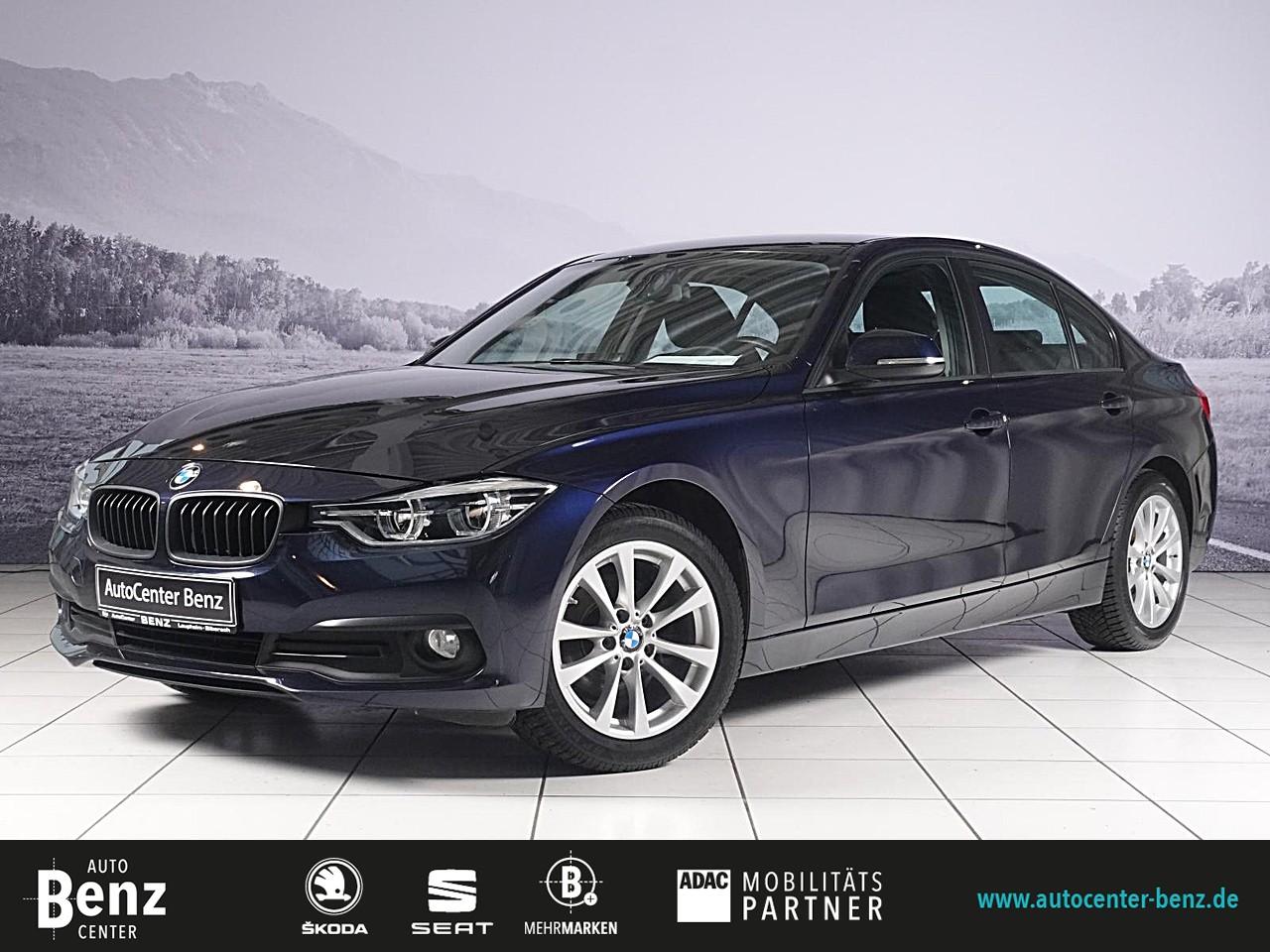 BMW 316d Lim. Advantage *LED*NAVI*PDC*SITZH*TEMPOMAT, Jahr 2017, Diesel