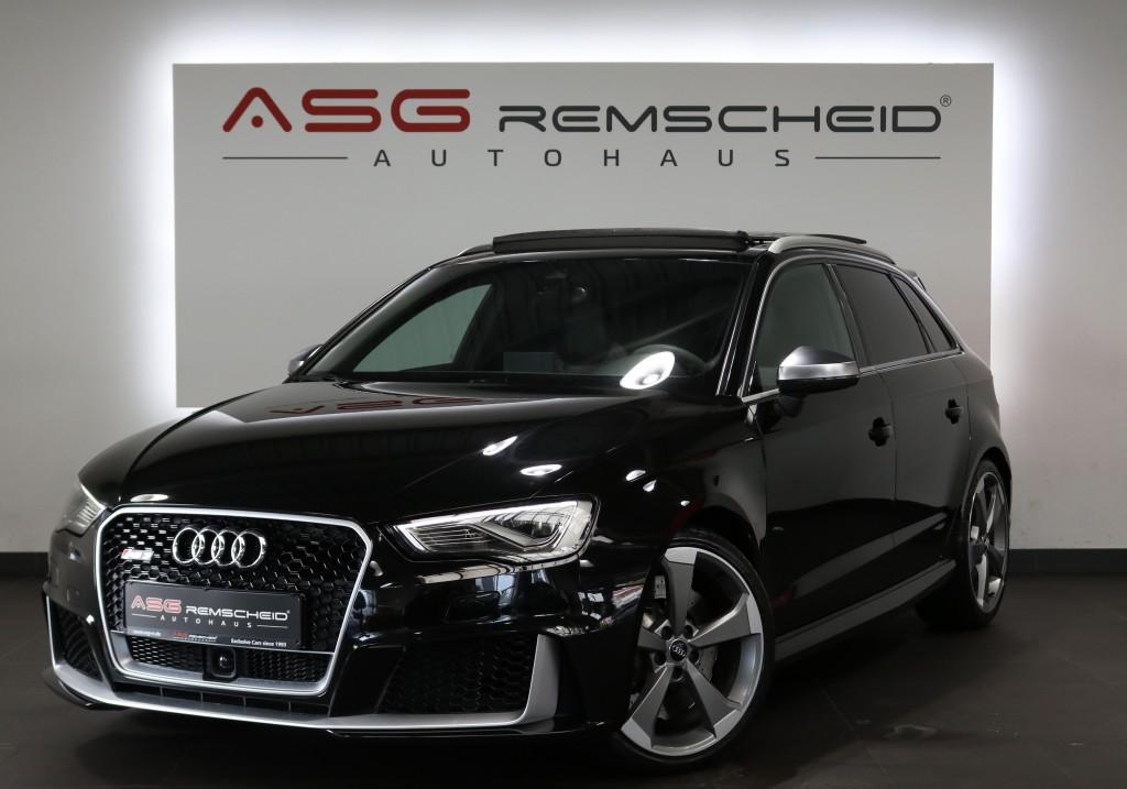 Audi RS3 2.5 TFSI q. *ACC *B&O *S Sitze *Sport AbGas*, Jahr 2015, Benzin