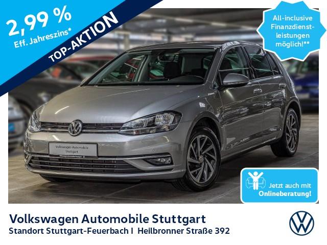 Volkswagen Golf VII 1.5 TSI Comfortline DSG Navi Tempomat, Jahr 2017, Benzin