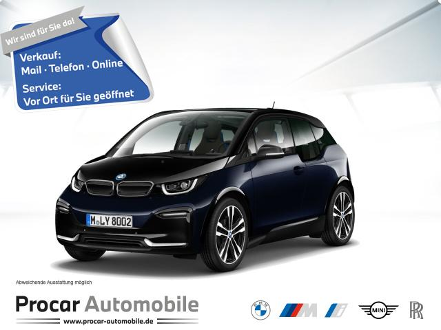 BMW i3s 120Ah *BAFA 5.000,- EUR möglich - GD 20'' DAB, Jahr 2020, Elektro