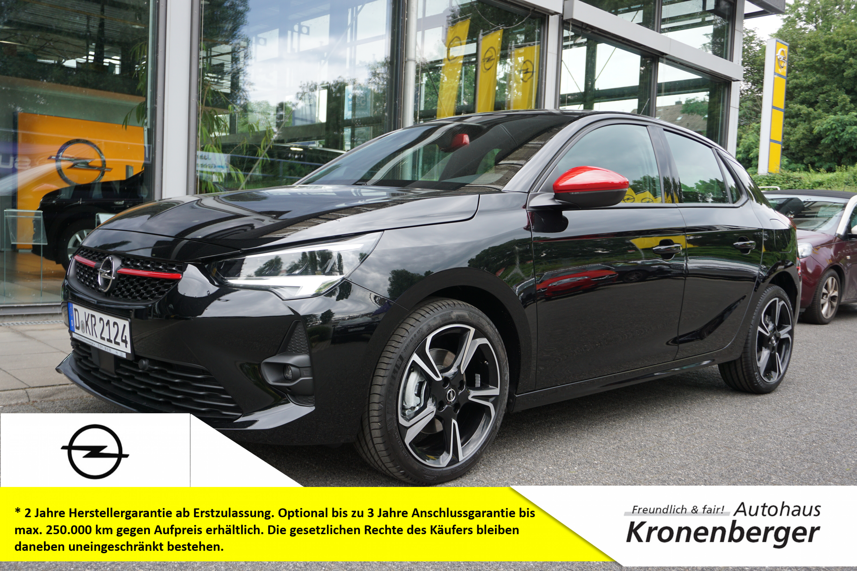 Opel Corsa F 1.2 GS Line LED AppleCarPlay, Jahr 2021, Benzin