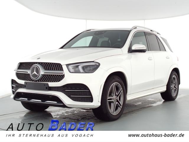 Mercedes-Benz GLE 400 d 4Matic AMG Line AHK 360 Kamera Multibeam, Jahr 2020, Diesel