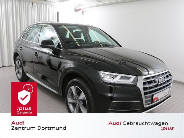 Audi Q5 sport 35TDI qu. Navi+/LED/Leder/19Z/VC, Jahr 2019, Diesel
