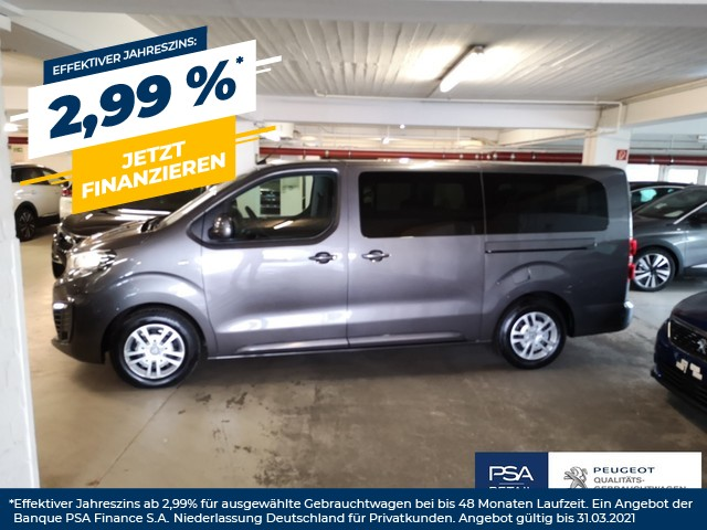 Peugeot Traveller L3 2.0 BlueHDi 150 Business, Jahr 2019, Diesel