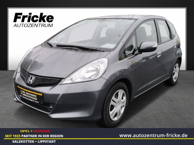 Honda Jazz Trend Radio-CD/Klima/TÜV&AU neu/Garantie, Jahr 2012, Benzin