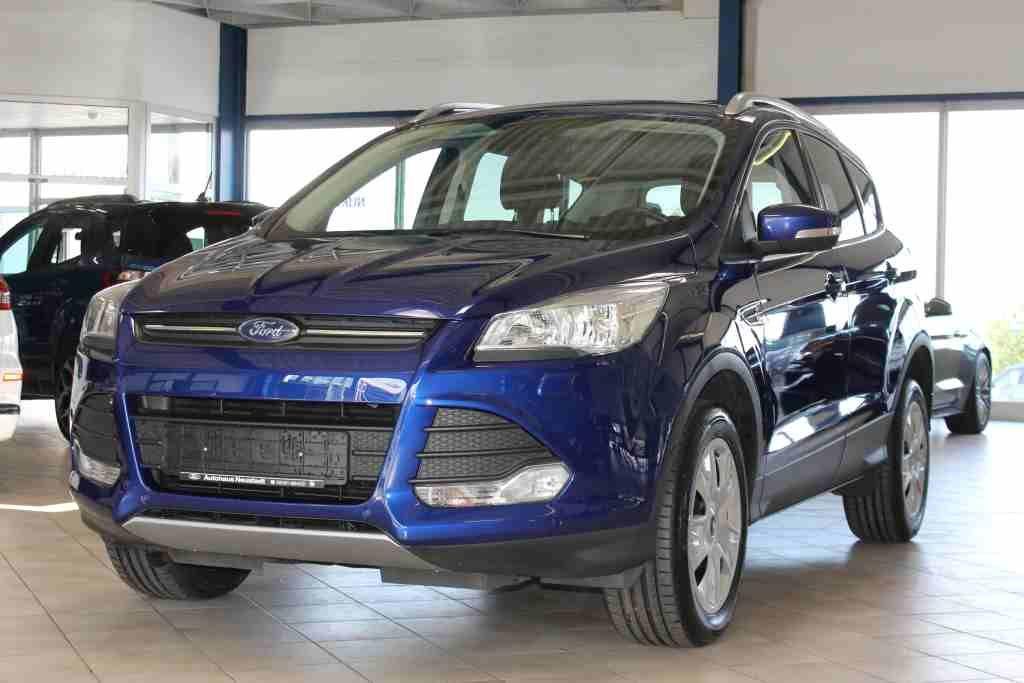 Ford Kuga 2.0 TDCi 2x4 Trend *WinterPk*SYNC*, Jahr 2016, diesel