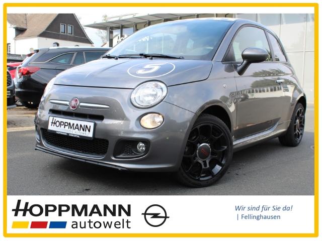 Fiat 500S Klima PDC Sportsitze Sportpaket BT Berganfahrass., Jahr 2015, Benzin