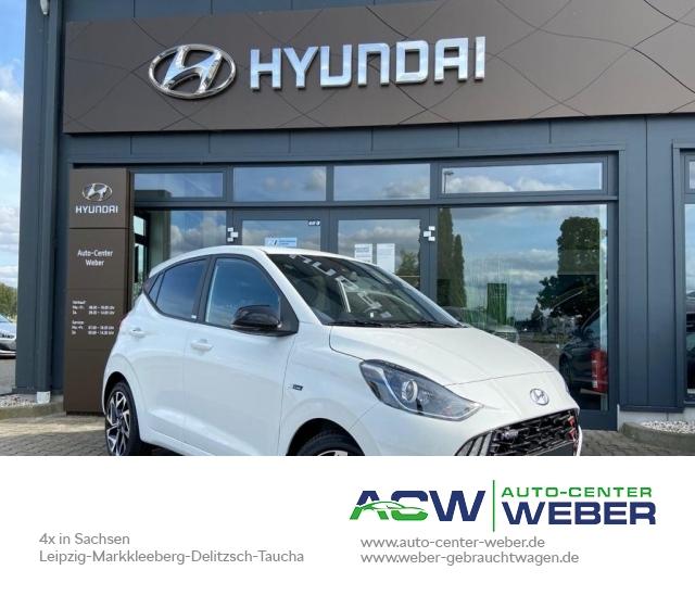 Hyundai i10 1.0 N Line, Jahr 2020, Benzin