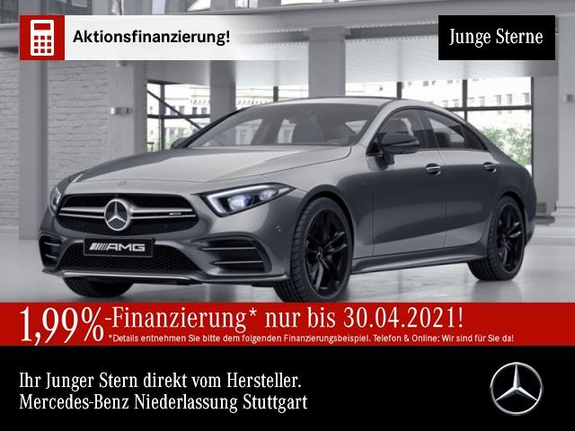 Mercedes-Benz CLS 53 AMG 4M+ Cp.Edition1.Fahras.Wide.HuD.SHD., Jahr 2019, Benzin