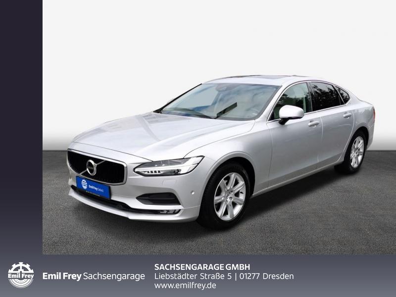Volvo S90 D4 Geartronic Momentum B&W Pano BLIS, Jahr 2017, Diesel