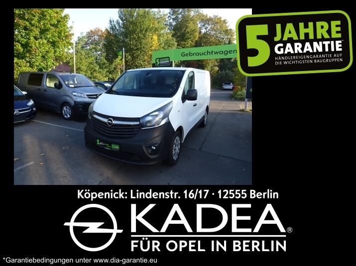 Opel Vivaro B Kasten/Combi 1.6 CDTI Biturbo Navi PDC, Jahr 2016, Diesel