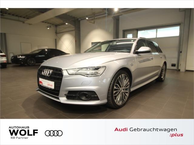 Audi A6 Avant 3.0 TDI quattro Panoramadach LED ACC, Jahr 2017, Diesel