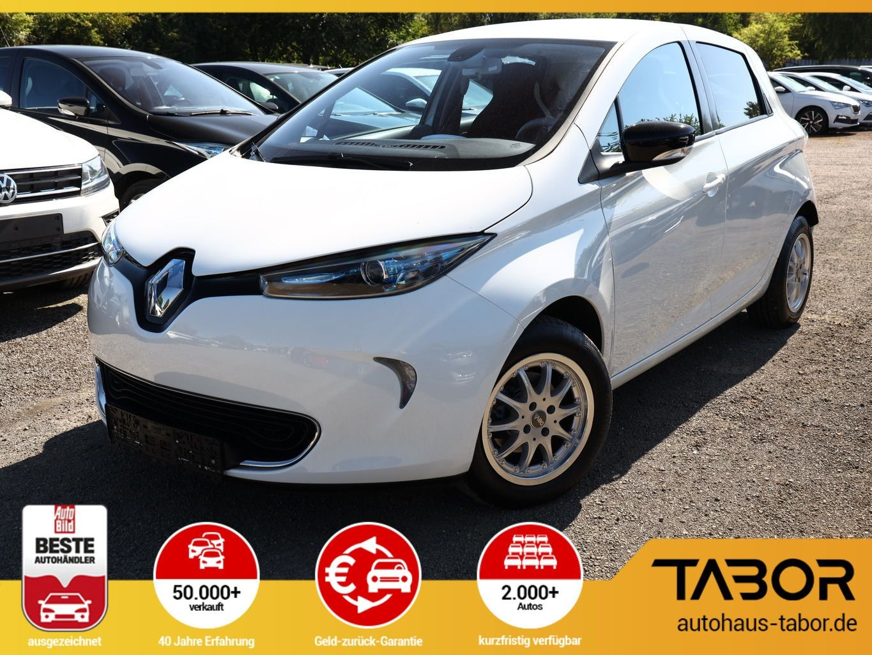 Renault Zoe Life R210 22kwh EasyP Navigation Klimaaut., Jahr 2014, Elektro