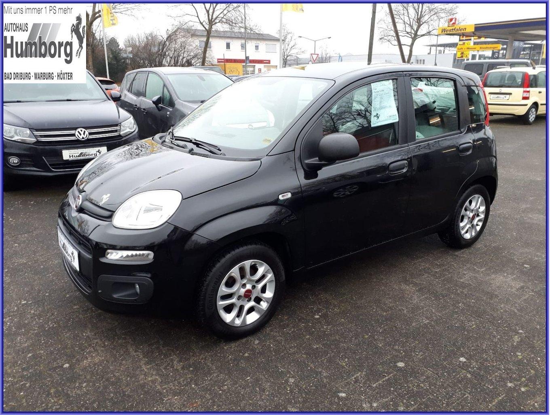 Fiat Panda 1.2 8V MYSTYLE, Jahr 2015, Benzin