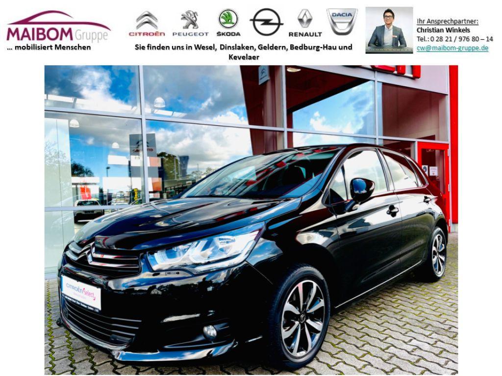 Citroën C4 PureTech 110 Selection 3 JAHRE GARANTIE!!, Jahr 2018, Benzin