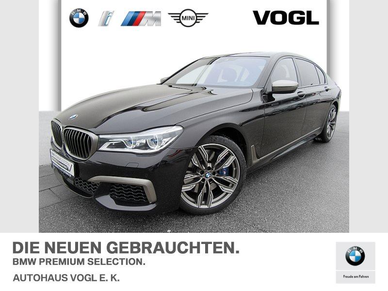 BMW M760Li xDrive Limousine Ferngesteuertes Parken, Jahr 2018, Benzin