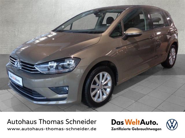 Volkswagen Golf Sportsvan LOUNGE 1.6 TDI Standheizung, Jahr 2015, Diesel
