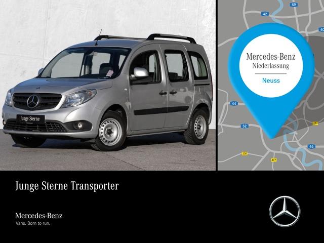 Mercedes-Benz Citan 108 CDI Tourer Lang Klima USB Bluetooth, Jahr 2015, diesel