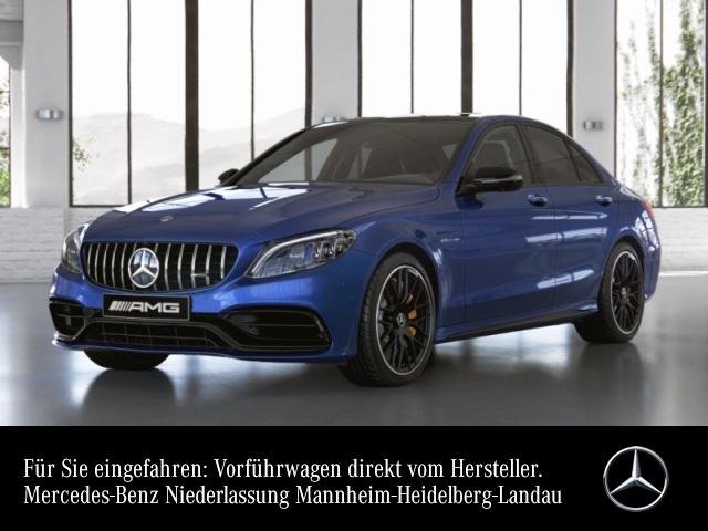 Mercedes-Benz C 63 S Sportpaket Bluetooth Head Up Display Navi, Jahr 2021, Benzin