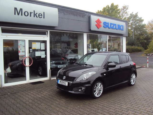 Suzuki Swift 1,6 Sport 5d 2wd, Jahr 2013, Benzin