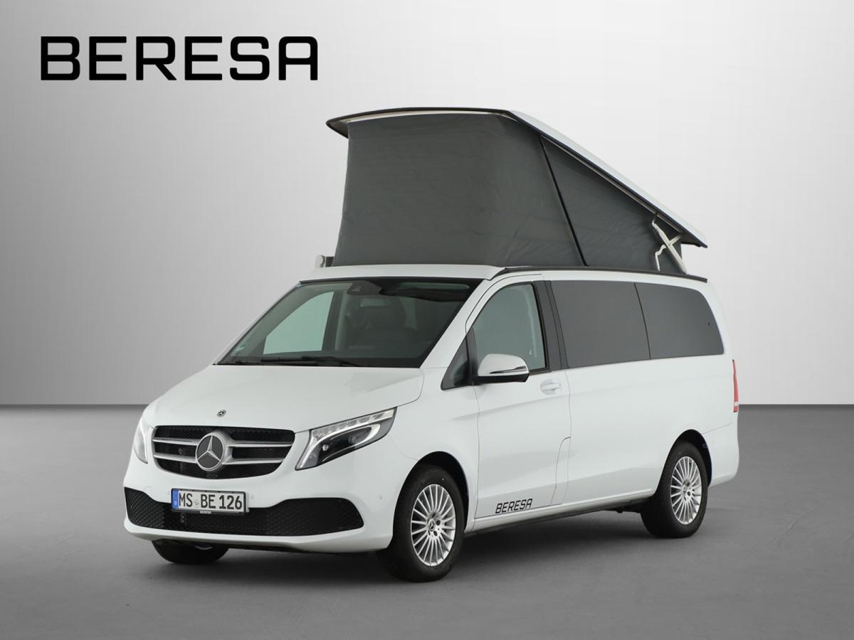 Mercedes-Benz V 250 4M Marco Polo Horizon Distronic Kamera AHK, Jahr 2020, Diesel