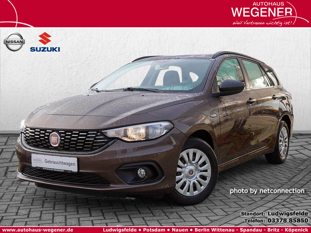 Fiat Tipo Kombi 1.4 16V Pop, Jahr 2017, Benzin