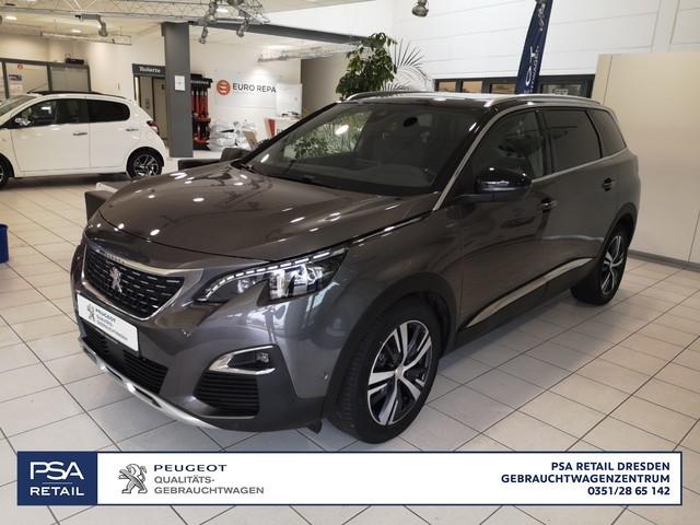 Peugeot 5008 THP 165 EAT6 GT-Line//leder/DAB/5-Sitzer, Jahr 2017, Benzin