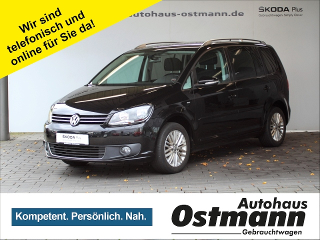 Volkswagen Touran Cup 1.2 TSI *KLIMA*ALU*, Jahr 2014, Benzin