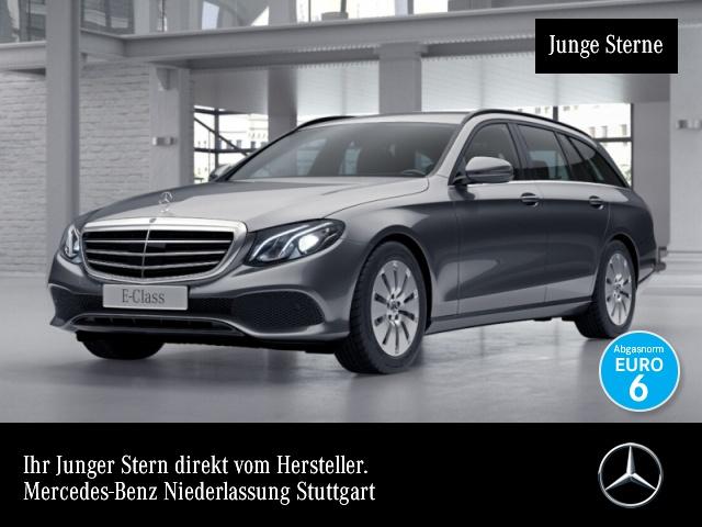 Mercedes-Benz E 220 d T 4M Distr. COMAND LED Kamera PTS Sitzh, Jahr 2017, Diesel