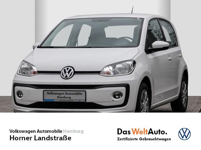 Volkswagen up! 1.0 move up! 4-türig Klima Sitzhzg Bluetooth, Jahr 2017, Benzin