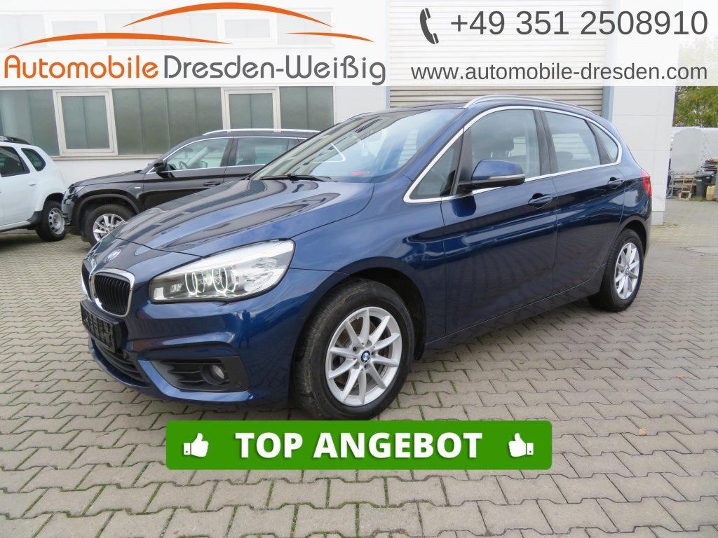 BMW 218 Gran Tourer d Advantage*Navi*voll LED*Pano*, Jahr 2016, Diesel