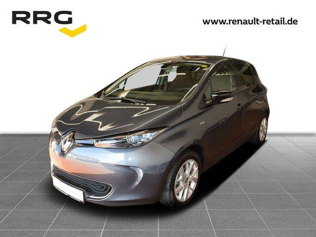 Renault ZOE LIFE AUTOMATIK zzgl. Batteriemiete, Jahr 2019, Elektro