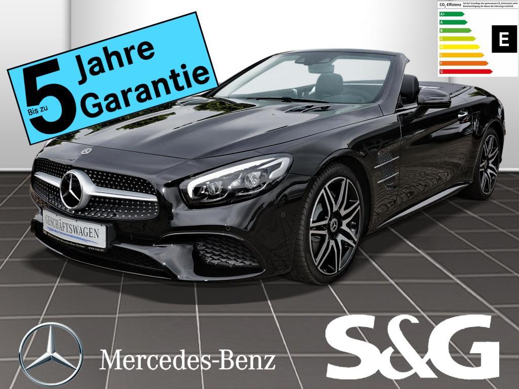 Mercedes-Benz SL 400 AMG-Line Fahrassist/Sitzklima/COMAND/Pano, Jahr 2020, Benzin