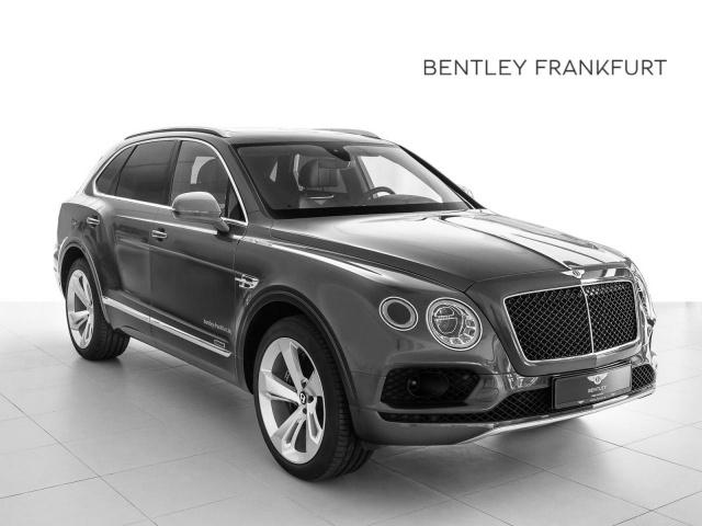 Bentley Bentayga V8 Diesel Euro6 von BENTLEY FRANKFURT, Jahr 2017, Diesel