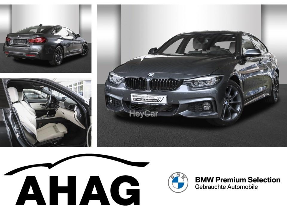 BMW 418 Gran Coupe D M Sport Innovationsp. Navi Prof., Jahr 2020, Diesel