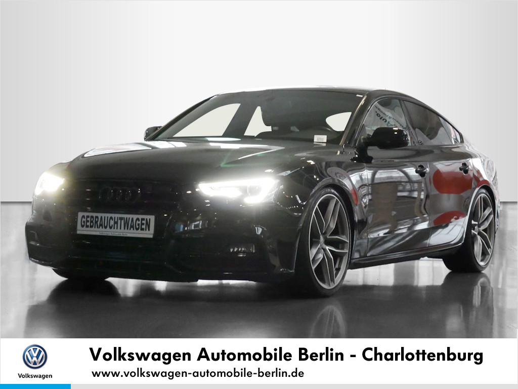Audi A5 Sportback 2.0 TDI quattro sport, Jahr 2016, Diesel