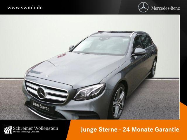 Mercedes-Benz E 450 T 4M *AMG*Widescreen*360°*Comand*Distronic, Jahr 2019, Benzin