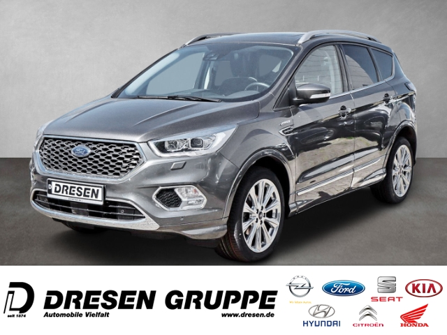 Ford Kuga Vignale 1.5 EcoBoost Navi/PDC/Xenon/Start-Stop, Jahr 2017, Benzin