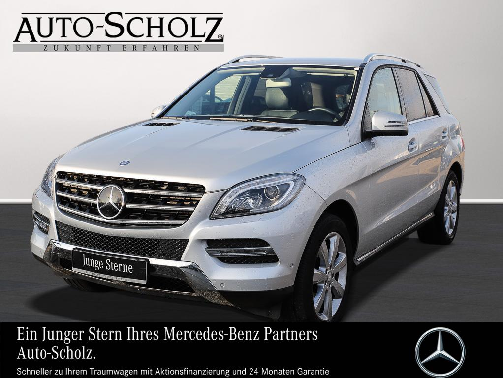 Mercedes-Benz ML 250 BlueTEC 4MATIC Off-Roader ILS+COMAND+PDC, Jahr 2015, diesel