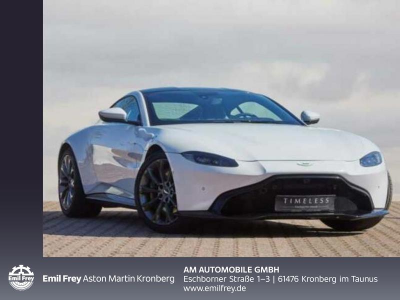 Aston Martin V8 Vantage Coupe, Jahr 2018, Benzin