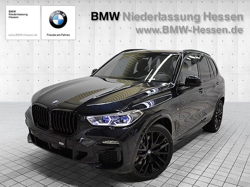 BMW X5 xDrive40i M Sportpaket Anhängerkupplung LED, Jahr 2020, Benzin