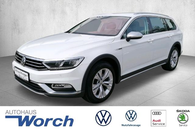 Volkswagen Passat Alltrack 2.0 TDI DSG 4MO AHK/LED/Navi, Jahr 2017, Diesel