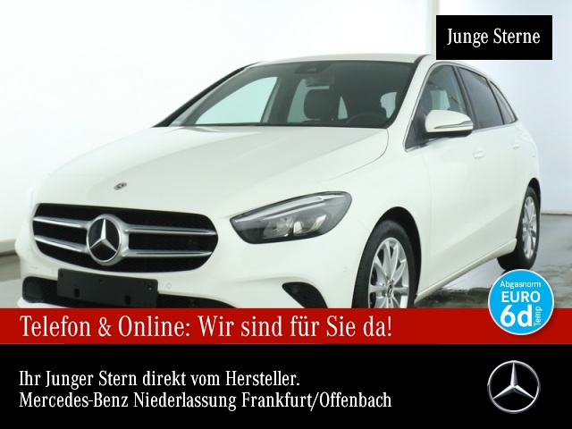 Mercedes-Benz B 180 Navi Premium LED Laderaump Spurhalt-Ass PTS, Jahr 2020, Benzin