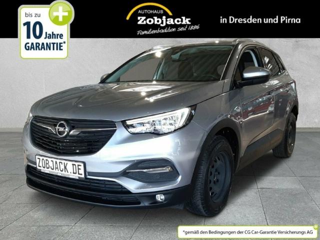 Opel Grandland X Edition 1.2T Multimedia SHZ PDC, Jahr 2017, Benzin