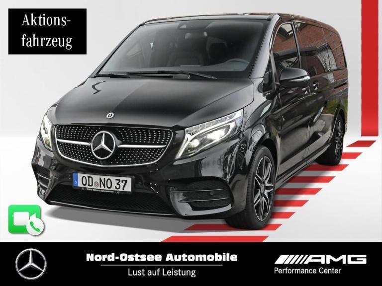 Mercedes-Benz V 300 Edition 8Sitze AMG LED Standhz Klima Navi, Jahr 2020, Diesel