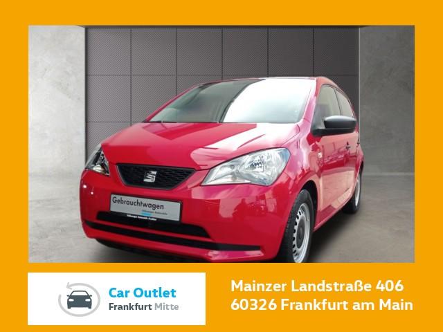 Seat MIi 1.0 Einparkhilfe Klimaanlage el. Fensterheber Lim. Schrägheck/Reference Ecomotive, Jahr 2018, Benzin